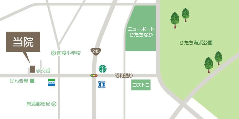 茨城県ひたちなか市馬渡3242-2
